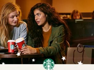 Starbucks Festive Menu Is Now Available