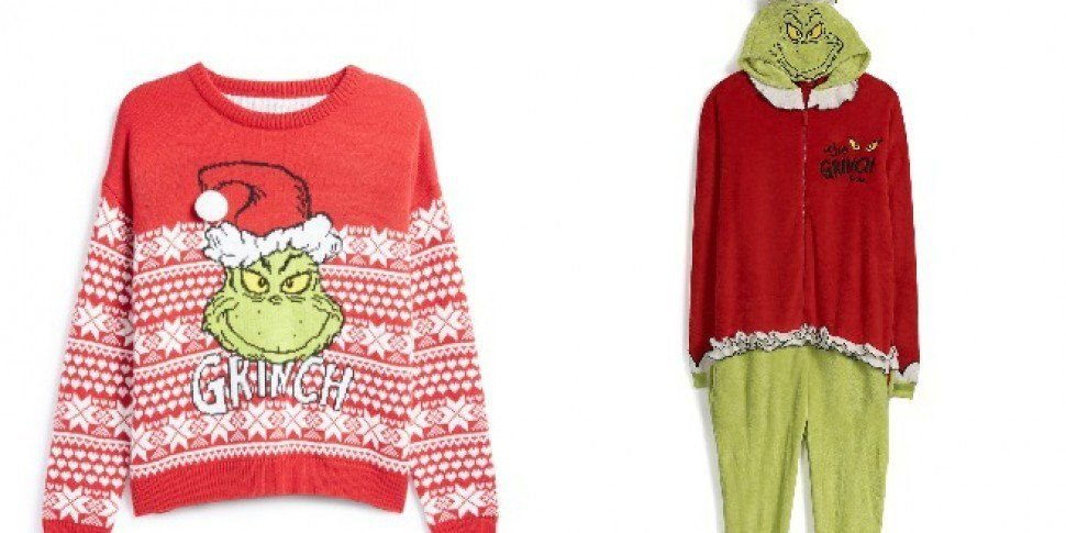 Penneys Reveals New Grinch Ite...