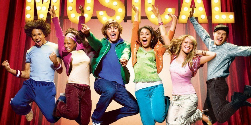 A High School Musical Party Is...