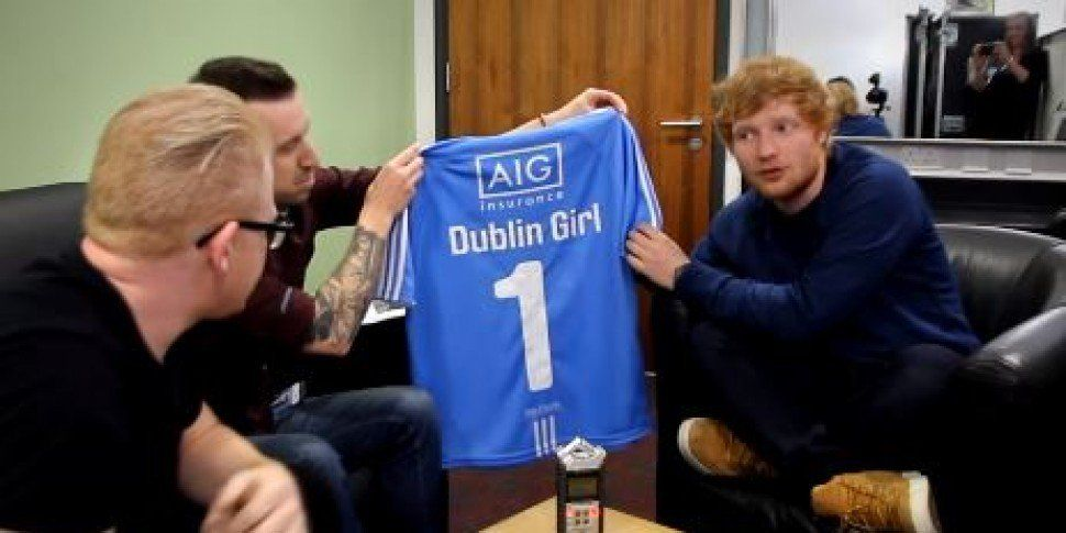 Ed Sheeran Is Auctioning A 98F...