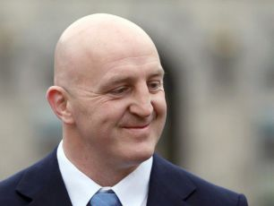 Keith Wood's got a very positive outlook for Ireland's chances against the All Blacks