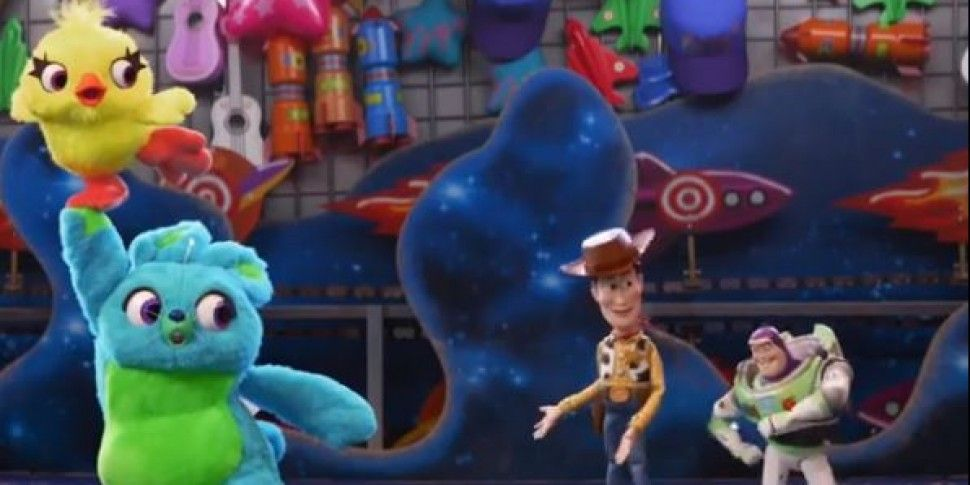 Disney Release Second Teaser F...