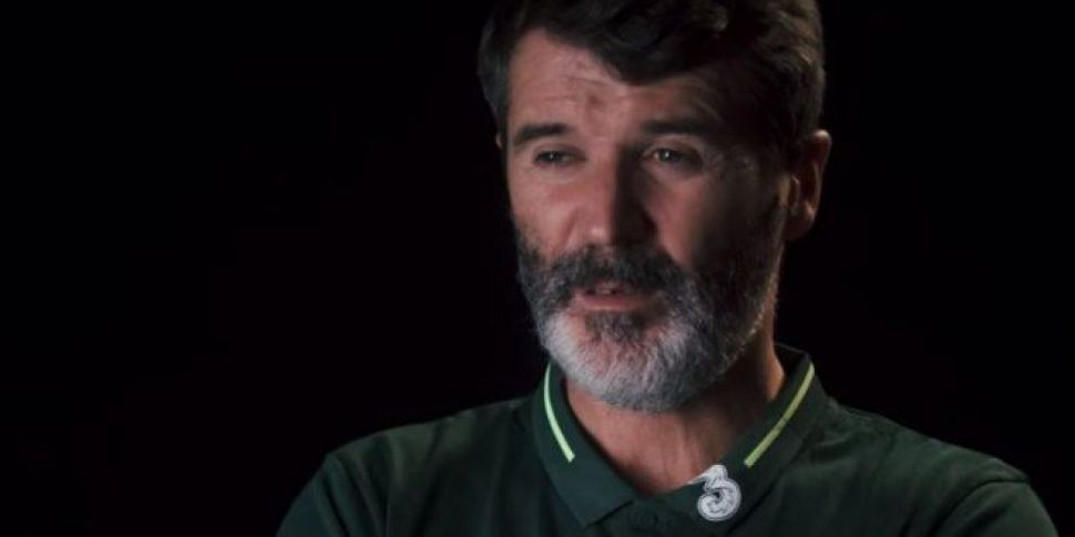 """Roy Keane """"If they see players going out giving their all they'll back you all the way"""""""
