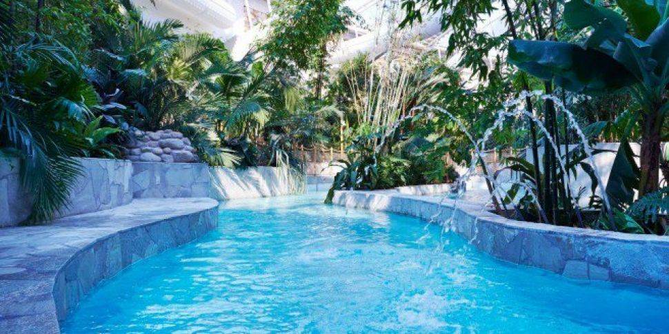 Subtropical Swimming Paradise...