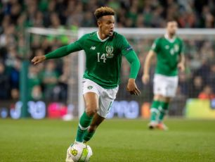'I don't think it's difficult if your close ones want you to play for Ireland'