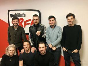 Totally Irish Podcast - Nov 18th 2018