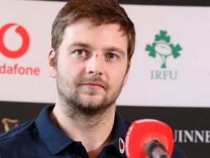 """""""Reassurance"""" is the watch-word for Iain Henderson after All Blacks result"""