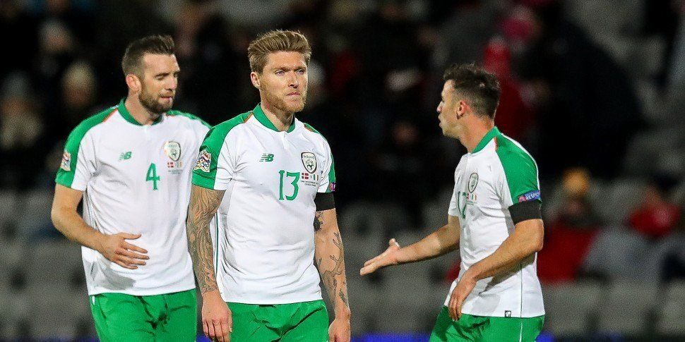 Gary Breen airs frustrations after Ireland's Aarhus stalemate