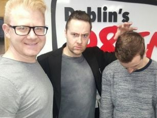 Can Keith Barry See Through Hi...