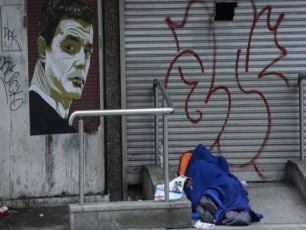 Homeless In Dublin Now Taking Part In Disturbing Acts