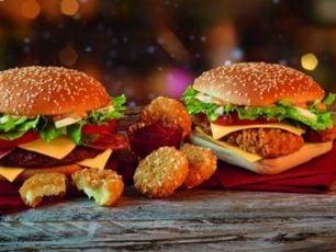 McDonald's Festive Menu Is Here