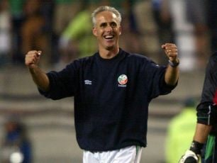 Mick McCarthy in line to become the new Republic of Ireland manager by next week