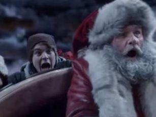 Netflix Christmas Film With Ku...