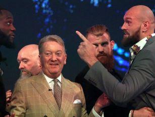 How Tyson Fury vs Deontay Wild...