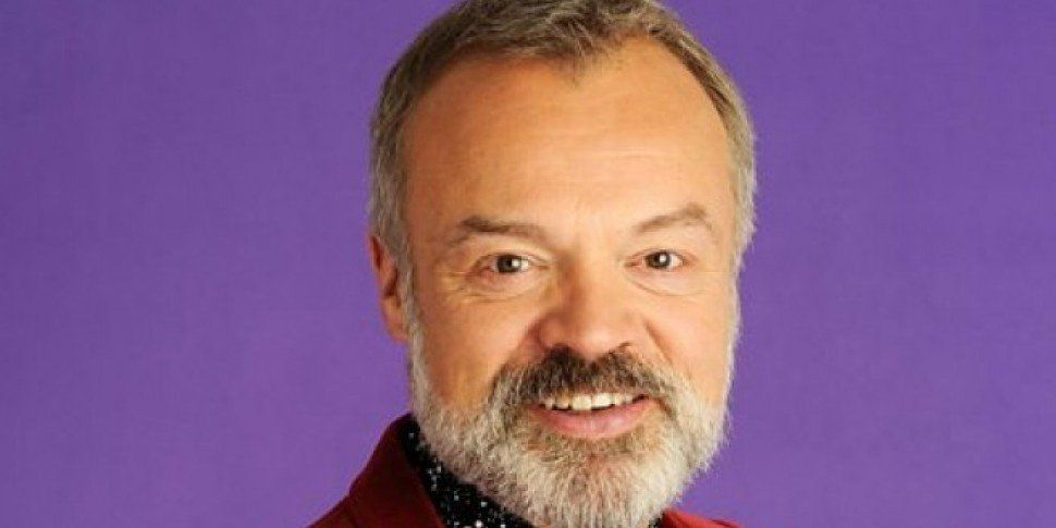 Here's The Line Up For This Week's Graham Norton Show