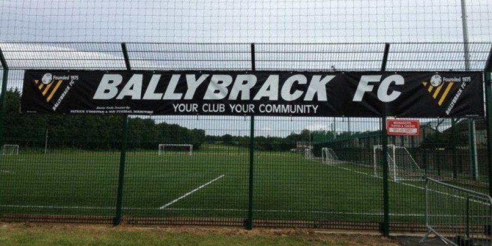Ballybrack FC Sanctioned For P...