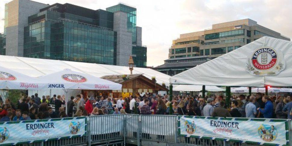 Oktoberfest Kicks Off In Dubli...