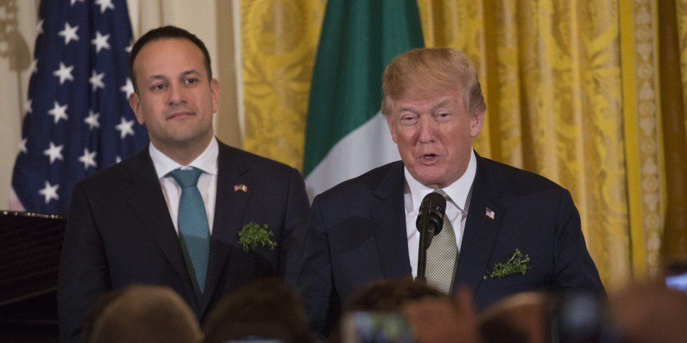 Donald Trump's Trip To Ire...