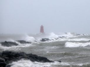 Met Eireann Says 'Very Disturbed' Weather Is On The Way To Ireland