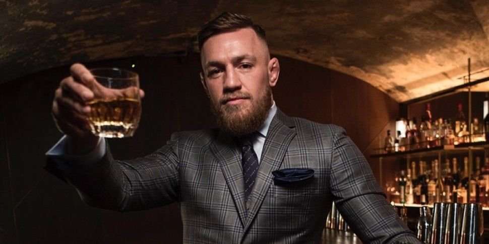 Conor McGregor Has Launched His Own Irish Whiskey