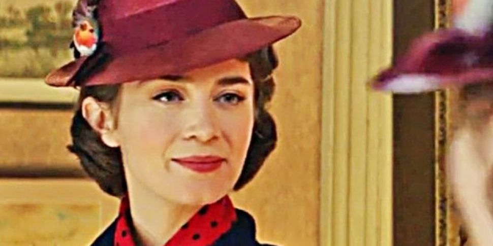 New Mary Poppins Trailer Shows...