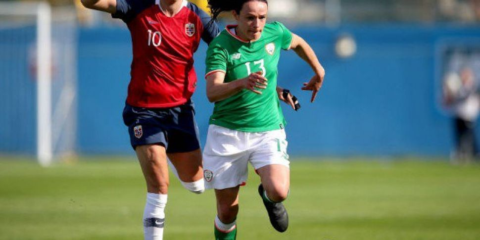 Irish centurion Aine O'Gorman calls time on international career