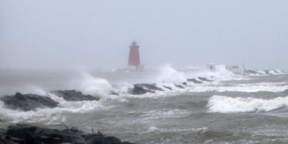 Met Eireann Issues Orange Wind Warning For 13 Counties