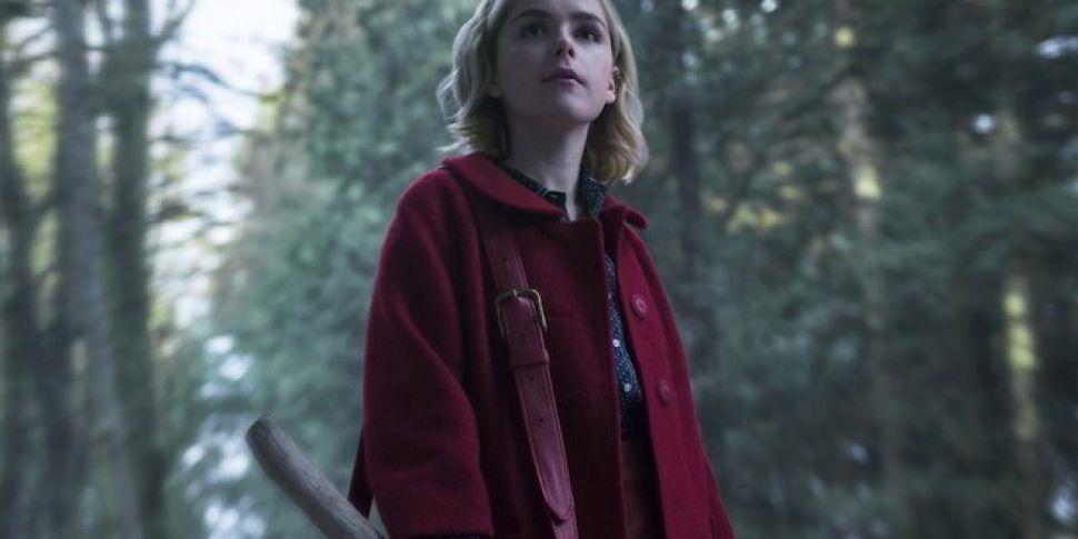 First Look At Hilda, Zelda & Harvey In Netflix's Sabrina Reboot