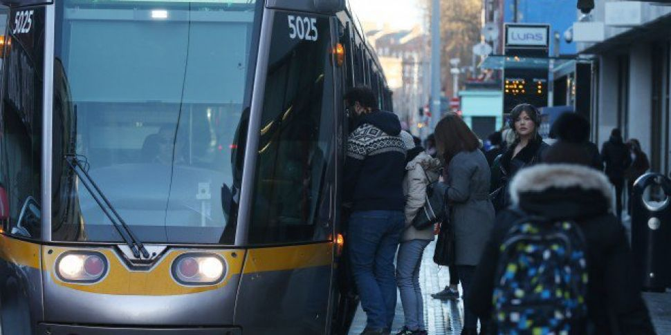 Luas Operator Wins Top Award For Second Year Running