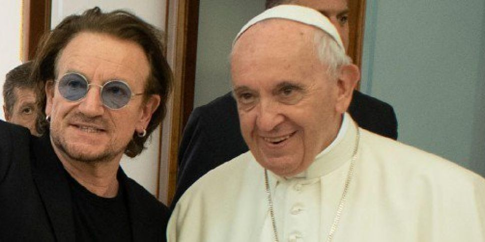 Bono Says Pope Is 'Aghast' Over Clerical Sex Abuse