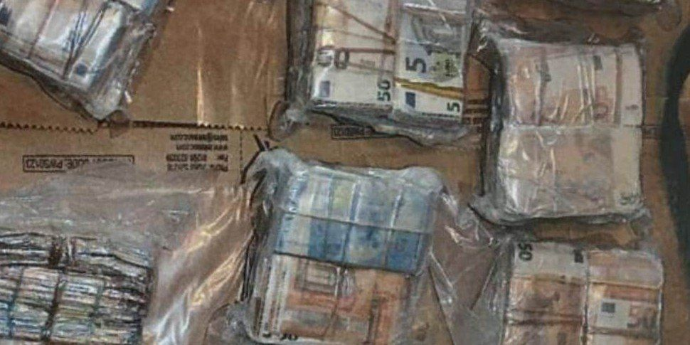 Five People Have Now Been Arrested Over €1.7 Million Cash Seizure