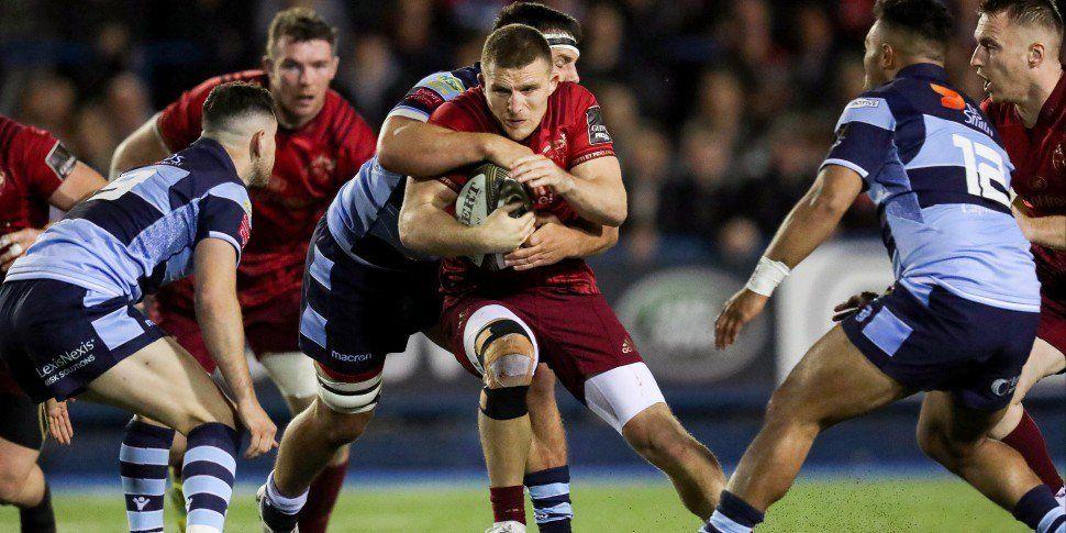 WATCH | Munster's performance worries me - Eddie O'Sullivan