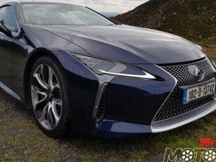 Lexus LC500 – A Baby Supercar?