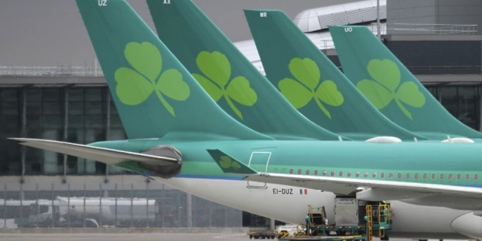 Aer Lingus To Unveil New Logo