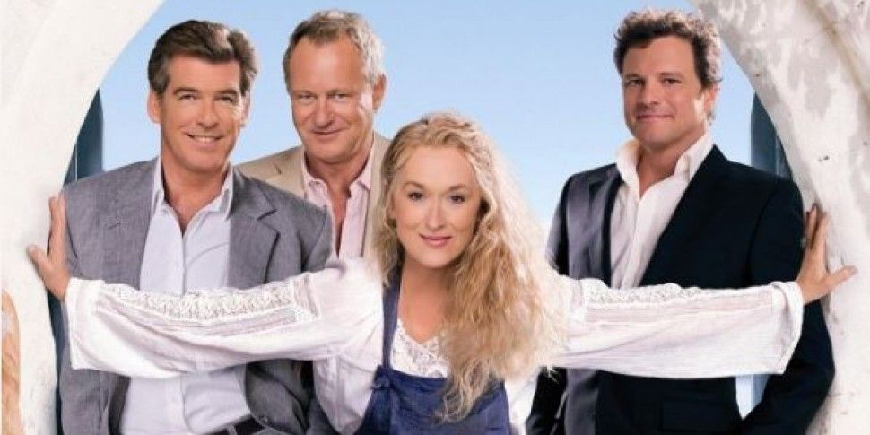 Here We Go Again! Mamma Mia Sing-Along In Dublin This Friday