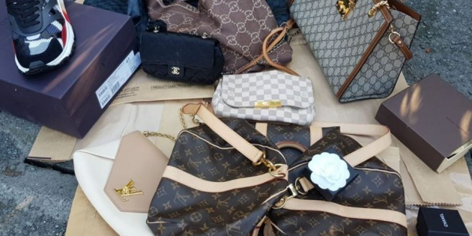 Cars Handbags And Luxury Watch Seized During Crime Raids