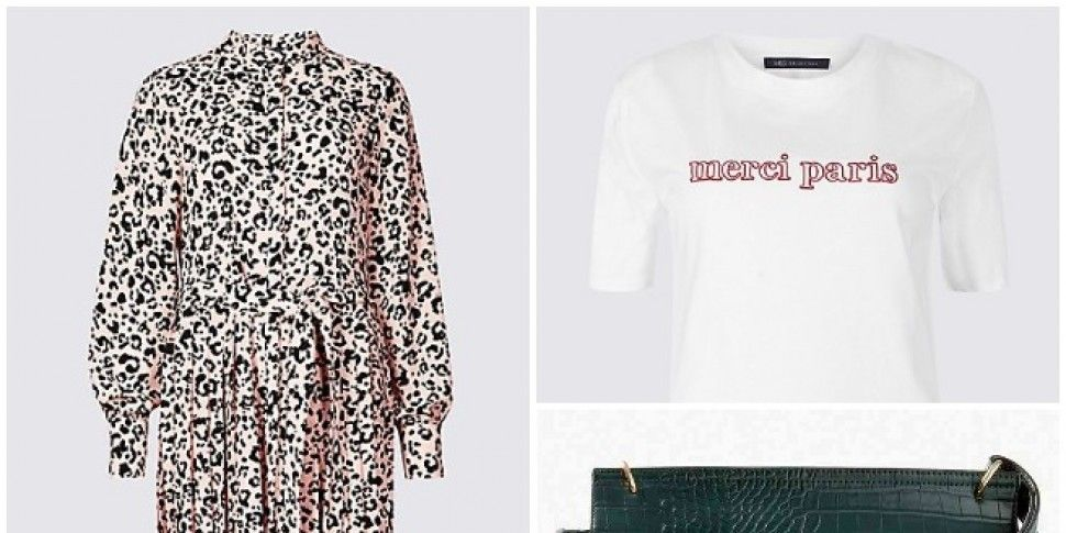 Holly Willoughby Launches Fashion Edit With M&S