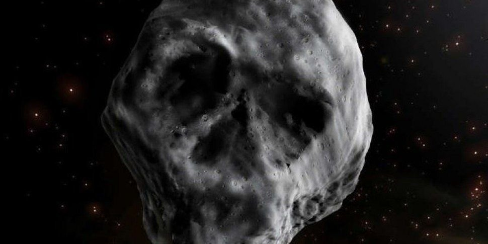 A Comet That Resembles A Skull Is To Travel Past The Earth Around Halloween