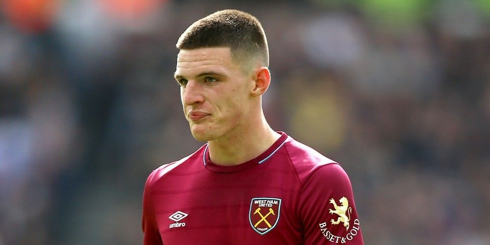 Pellegrini urges Declan Rice to put West Ham performances over contract talk