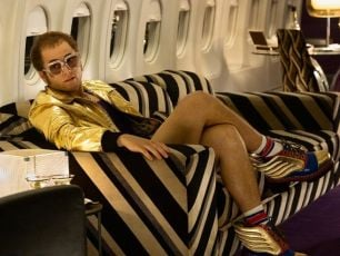 Trailer Teases Elton John Biopic 'Rocketman'