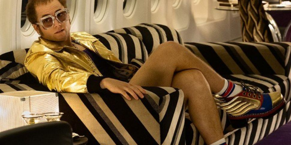 Trailer Teases Elton John Biopic 'Rocketman'