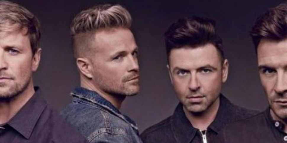 Westlife To Play MASSIVE Dublin Gig Next Summer
