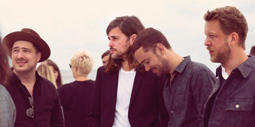 Mumford & Sons Announce 3Arena Gig