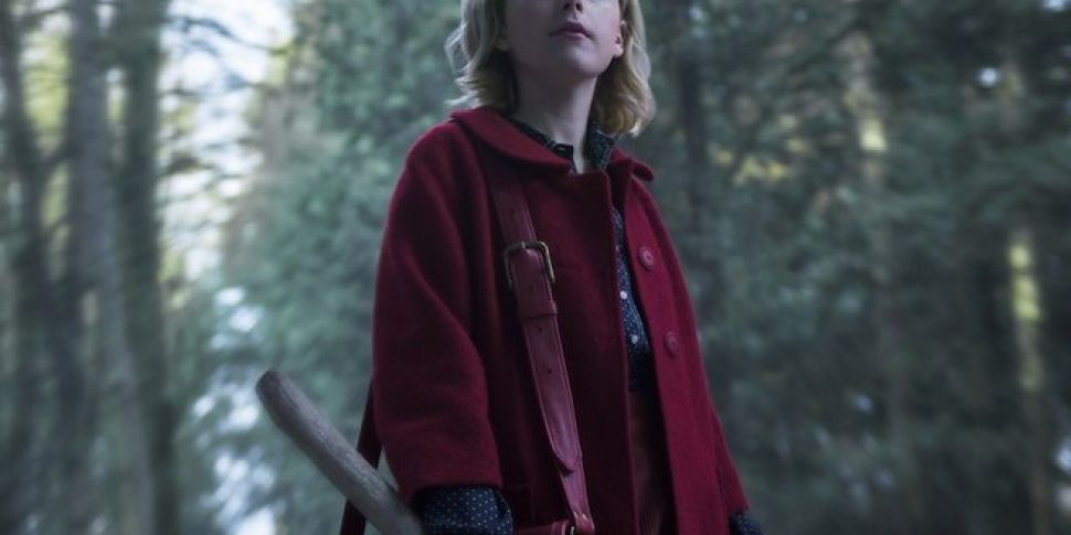 Full Trailer For Netflix's Chilling Adventures Of Sabrina
