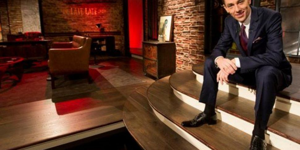 Check Out The Line-Up For This Week's Late Late Show