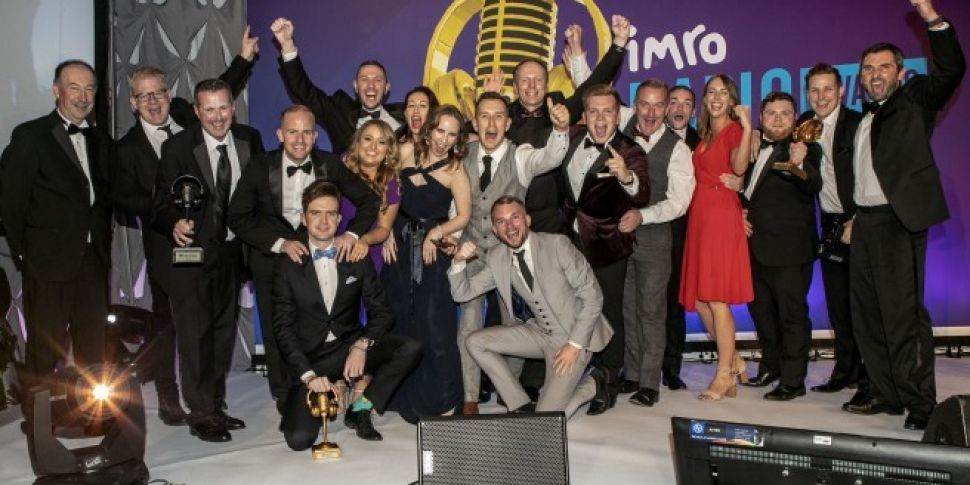 98FM Wins Music Station Of The Year At The IMRO Radio Awards