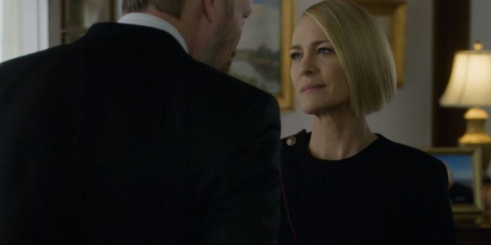 House Of Cards Is Back