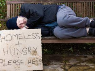 Big Increase In Dublin Homeless Numbers