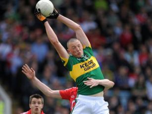 Donaghy Dropped by Kerry