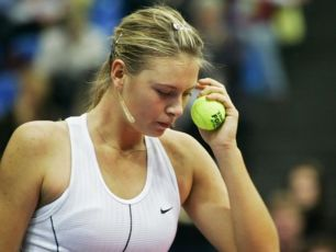 Sharapova Ruled Out of US Open